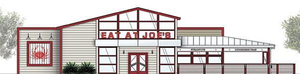 Joe's Crab Shack broke ground on its 7,000-square-foot restaurant in Black  Lake Village.