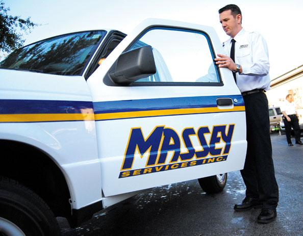 Orlando-based Massey Services has purchased Jacksonville-based GreenFrog Services.