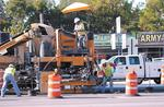 More than $34M in road infrastructure under way