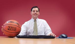 Matt Certo launched WebSolvers Inc. when his NBA dreams didn't pan out.