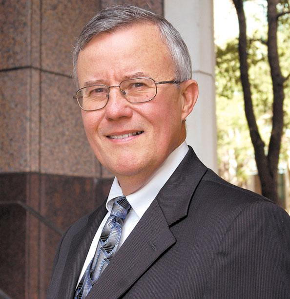 Best community bank in town: United Legacy Bank. Shown: David Powers
