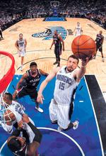 NBA lockout could  bench Orlando Magic, surrounding businesses