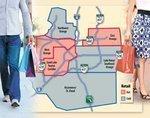 Retail hot spots