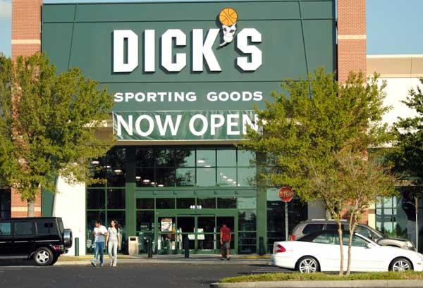 Orlando's first Dick's Sporting Goods location near The Mall at Millenia