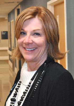 Kathryn Gillette, CEO of Osceola Regional Medical Center