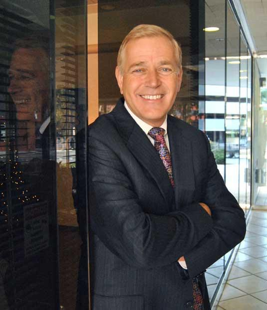 Don Gaudette headed Central Florida operations for Hancock Bank.