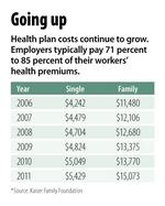 Five ways companies can cut their health insurance costs