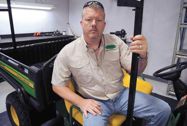 Rick Girard of Girard Environmental Services learned the hard way how to properly document workers' status.