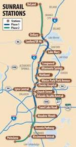 SunRail spurs new project in Maitland