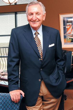 Harvey L. Massey, chairman and CEO of Massey Services Inc.