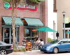 The Baldwin Park Village Center has 190,000 square feet of retail space.