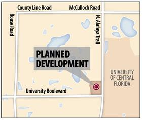 American Campus Communities Inc. this week is set to start razing and rebuilding the 25-year-old University Shoppes retail center across from UCF.