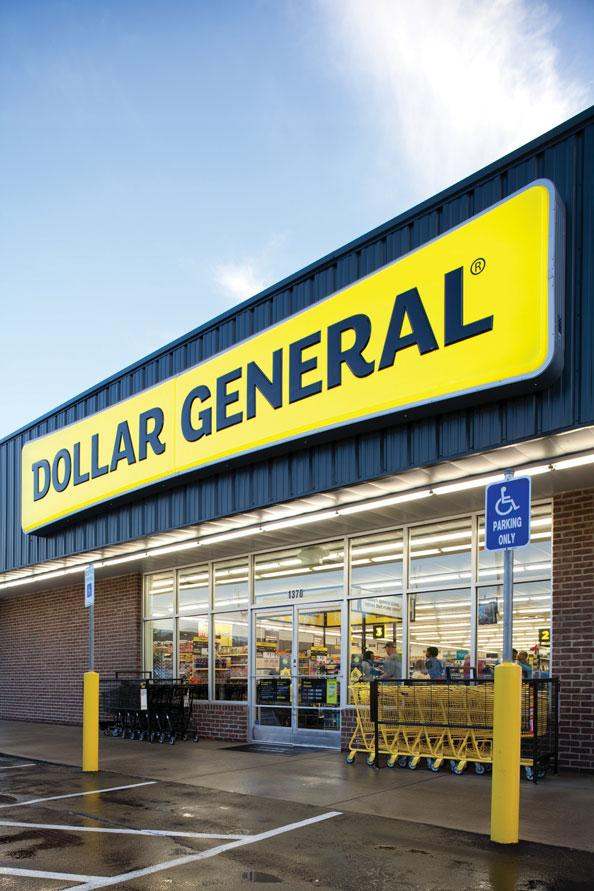 Dollar General plans to hire 10,000 new employees across the country, including at its local distribution center in Bessemer.