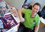 Local comic book duo find second chance in Kickstarter