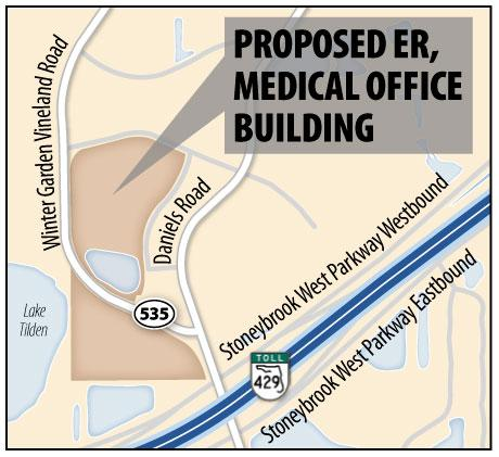 Winter Garden city commissioners on Dec. 19 approved Florida Hospital's seven story hospital project in Winter Garden.