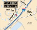 Adventist Health buys 28 acres  near Millenia mall