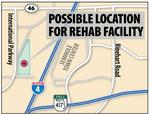 HealthSouth proposes 60-bed rehab hospital