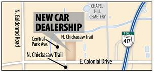 Sutherlin Nissan to build 19-acre dealership