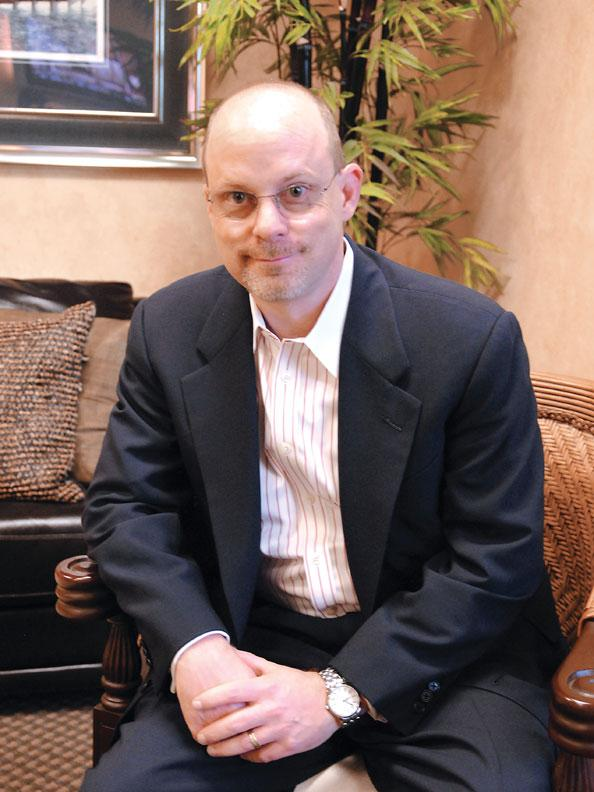 Island One CEO Sterling Stoudenmire IV