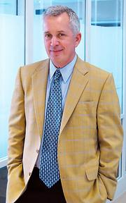 David Pace, executive vice president of the Orlando office of CBRE Inc.