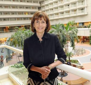 Pat Engfer, general manager, Hyatt Regency Orlando International Airport