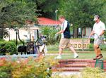 Teeing up biz deals on golf course on the rise locally