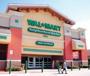 Wal-Mart is planning a new Neighborhood Market near Full Sail's campus.