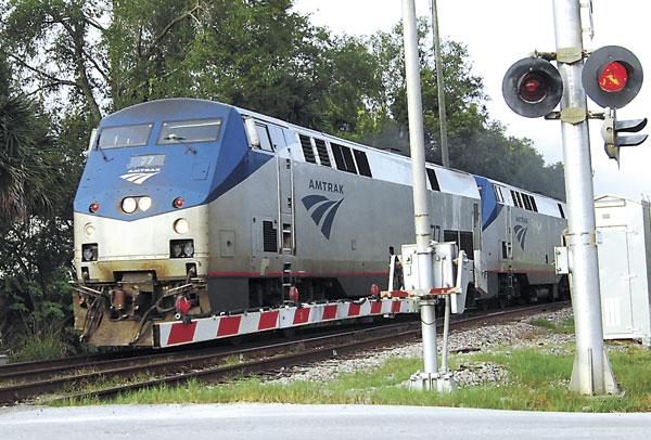 Amtrak will start its runs between Kansas City and St. Louis at different times because of track repairs west of Jefferson City.
