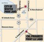 Winter Park, CNL to discuss land-swap