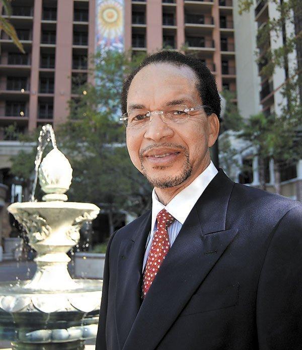 Thomas Chatmon, executive director of the city of Orlando Downtown Development Board