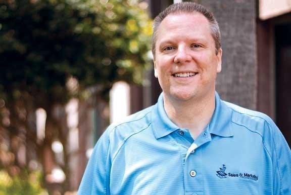 Sales & Marketing Technologies Ltd. President David Larson