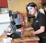 Debit fee cap could cost Flippers Pizza, Track Shack