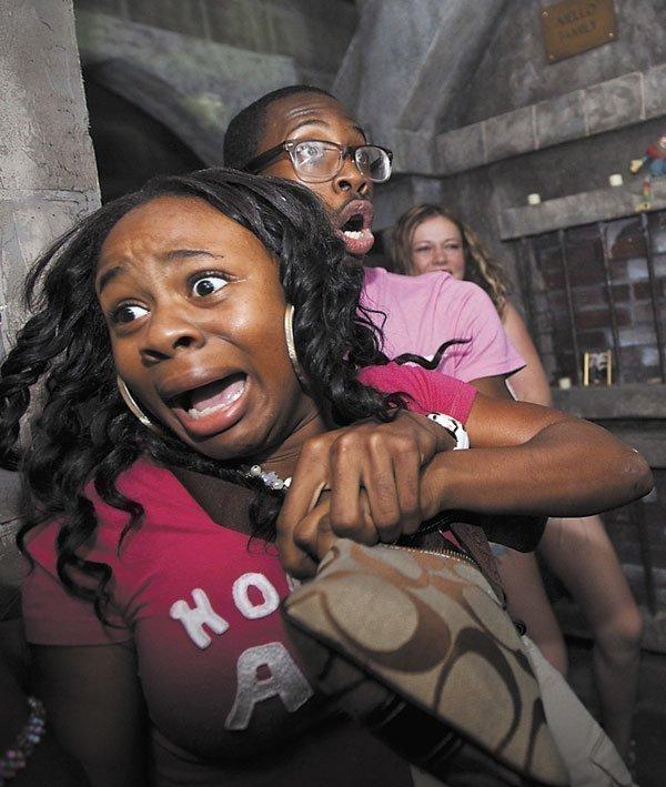 Universal Orlando's Halloween Horror Nights runs Sept. 20-Nov. 2.