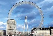 International Drive is slated to get the Orlando Eye, a 425-foot observation wheel, similar to the London Eye, above.