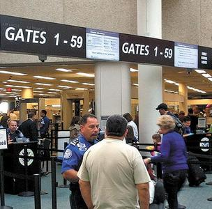 Orlando International Airport plans to study whether or not to hire someone else to handle passenger screening instead of the U.S. Transportation Security Administration.