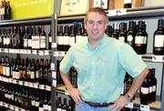 Tim Varan, owner of Tim's Wine Market