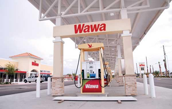 Wawa stores are opening in Tampa Bay.