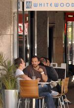 Number of workers up in restaurants, hotels