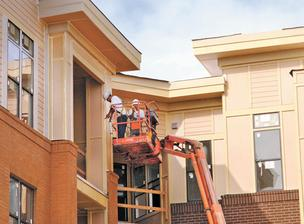 Apartment projects have kept crews busy in Central Florida and will continue to do so for the next several years, industry experts said.