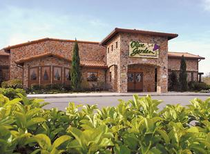 Darden's plans also include revamping older Olive Garden restaurants.