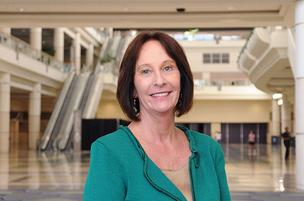 Kathleen Canning, executive director, Orange County Convention Center