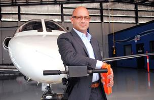 ELJ Aviation LLC founder Eric Norber