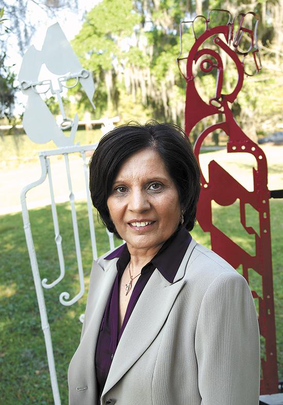 Dr. Nayana Vyas, owner of Family Physicians Group.