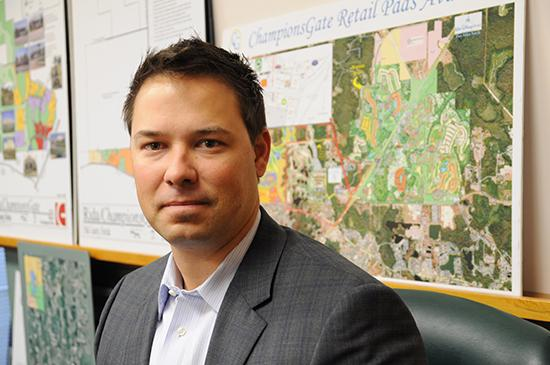Mark Metheny, division president of Lennar Homes LLC