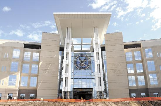 The Orlando VA Medical Center is expected to be completed in five phases with seven contracts.