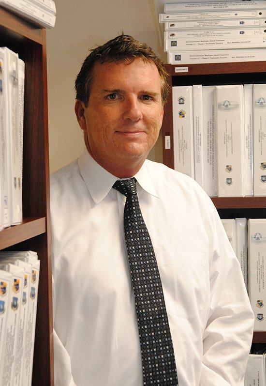Paul Goldsmith, president of Core Engineering & Construction Inc.