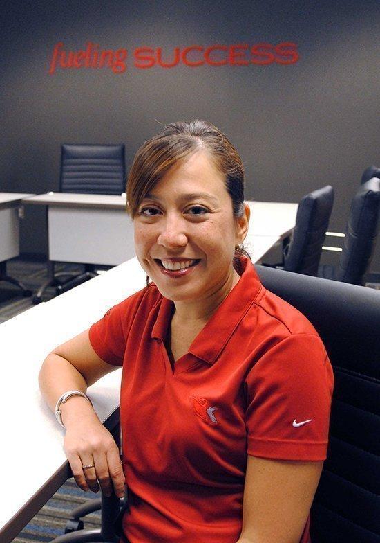 Diane Mahony, CEO of Kavaliro