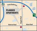 Two new apartment complexes on tap for west Orange County