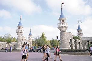 Magic Kingdom's new Fantasyland is opening Dec. 6.