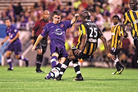 Seminole County officials agreed to contribute $2 million to Orlando City Soccer's proposed $85 million soccer stadium in downtown Orlando.